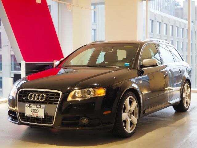 2005 Audi S4 Avant 2005.5 quattro AWD