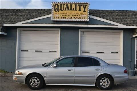 2003 Buick LeSabre Custom Sedan FWD