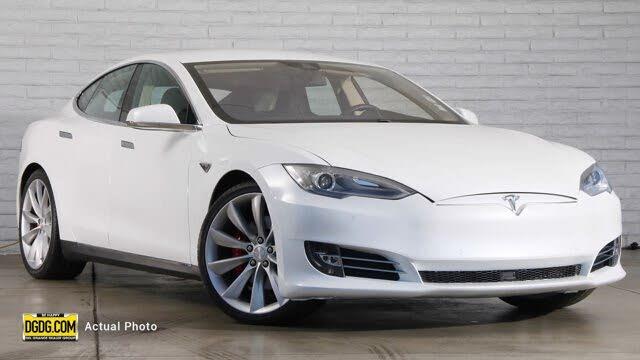 2016 Tesla Model S P90D AWD
