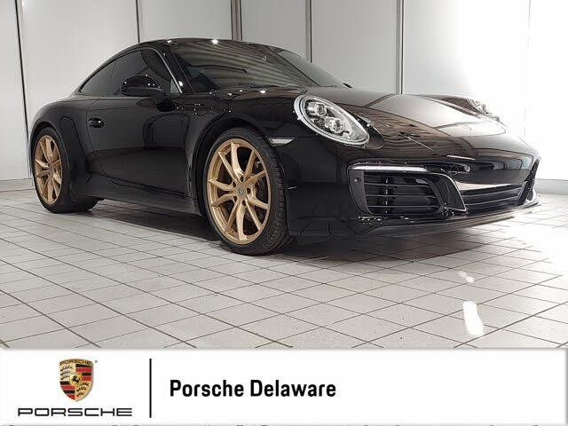 2019 Porsche 911 Carrera Coupe RWD