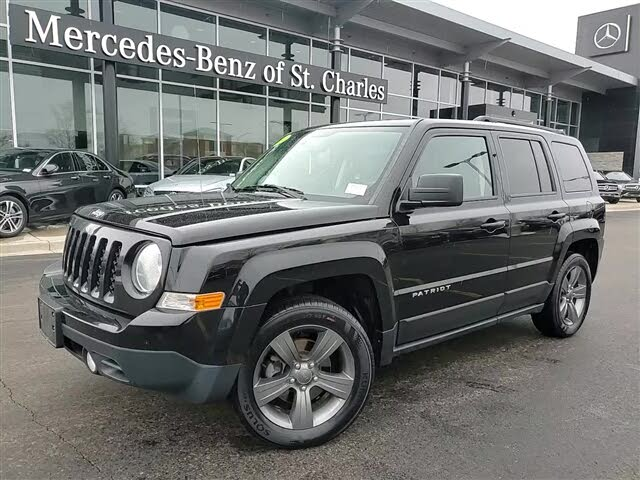2014 Jeep Patriot High Altitude Edition
