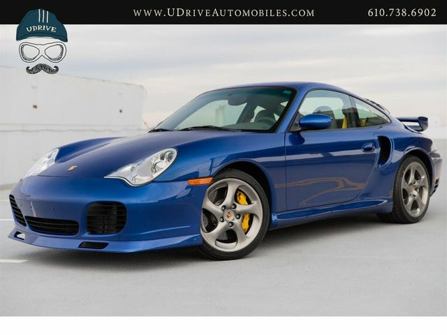 2005 Porsche 911 Turbo S AWD