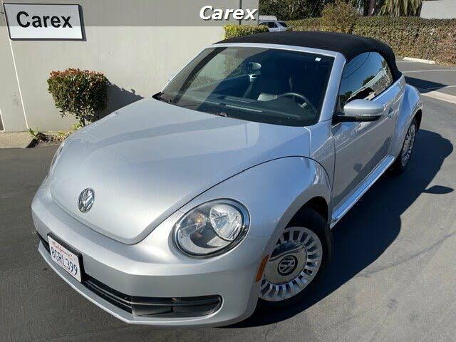 2014 Volkswagen Beetle 1.8T Convertible