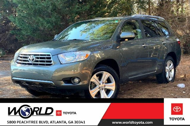 2008 Toyota Highlander Limited