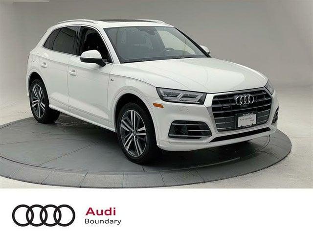 2018 Audi Q5 2.0T quattro Technik AWD