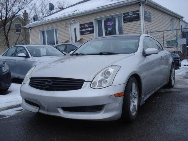 2006 INFINITI G35 Coupe RWD