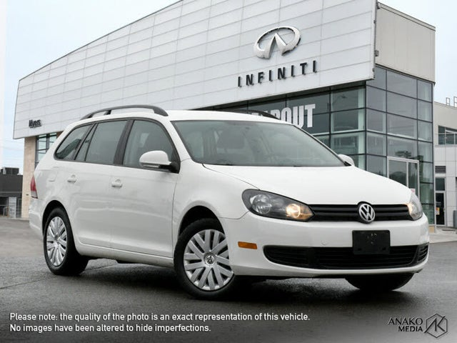 2013 Volkswagen Golf Wagon Trendline
