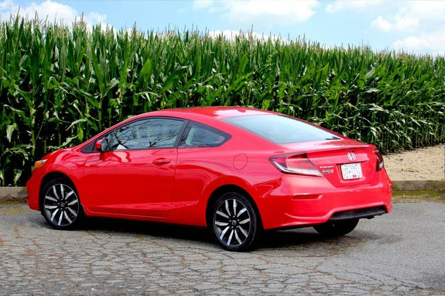 2015 Honda Civic Coupe EX-L with Navigation