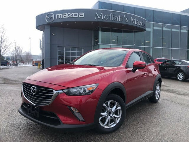 2018 Mazda CX-3 50th Anniversary Edition AWD