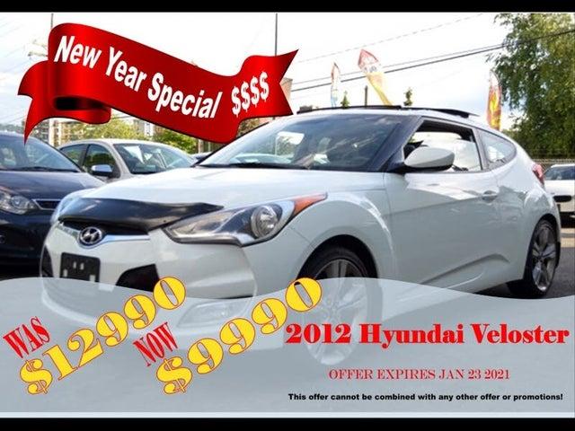 2012 Hyundai Veloster FWD