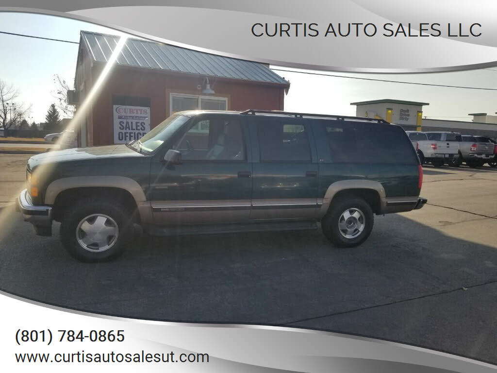 Used Gmc Suburban For Sale Right Now Cargurus