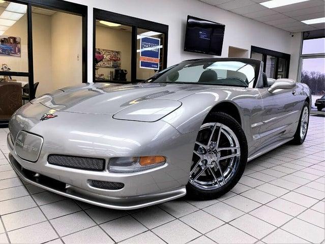1999 Chevrolet Corvette Convertible RWD