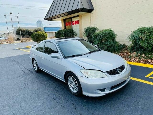 2005 Honda Civic Coupe EX Special Edition