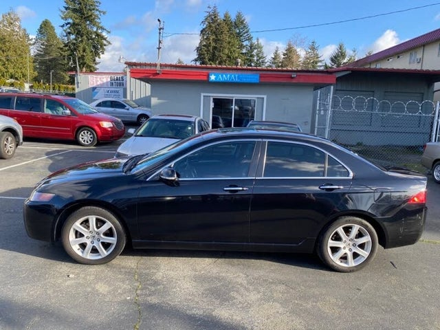 2004 Acura TSX Sedan FWD with Navigation