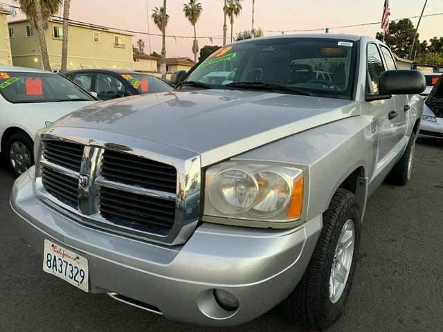 2006 Dodge Dakota SLT Quad Cab RWD