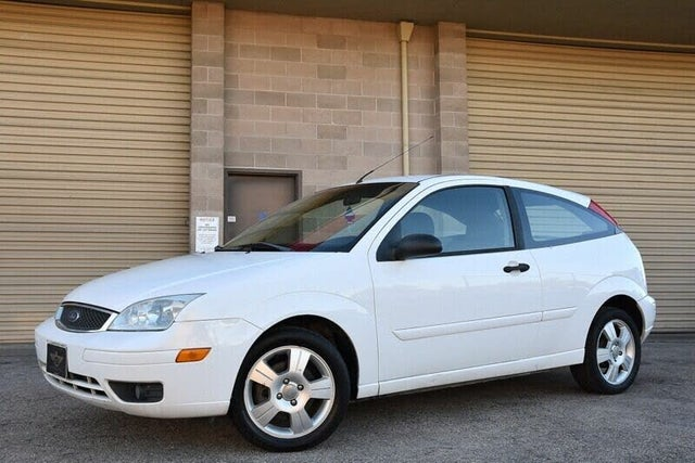2006 Ford Focus ZX3 SES