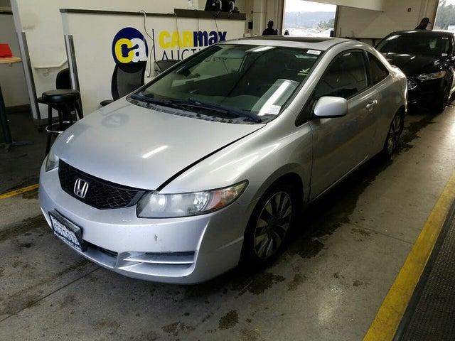 2009 Honda Civic Coupe EX