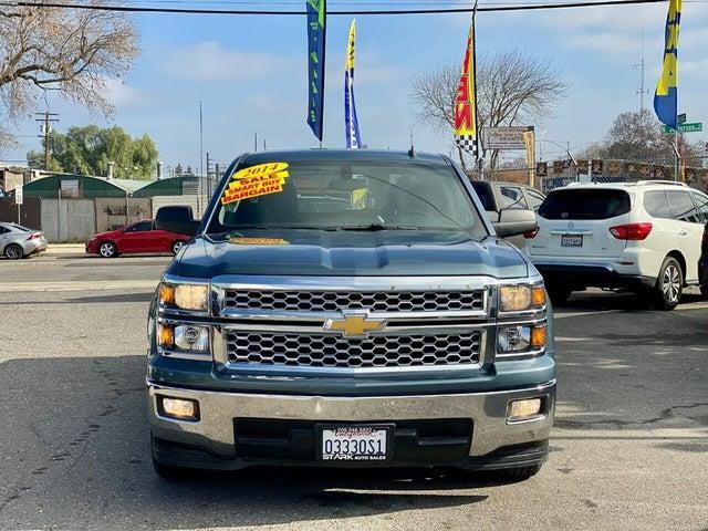 2014 Chevrolet Silverado 1500 LT Crew Cab RWD