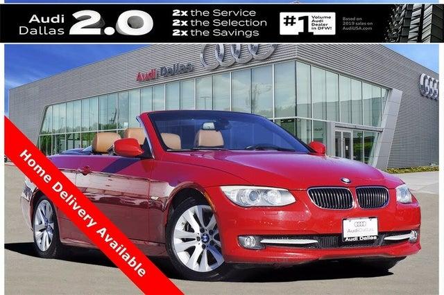 2011 BMW 3 Series 328i Convertible RWD