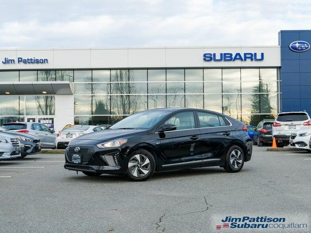 2019 Hyundai Ioniq Hybrid Preferred FWD
