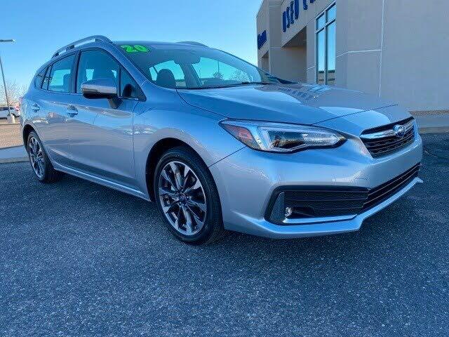 2020 Subaru Impreza 2.0i Limited Hatchback AWD