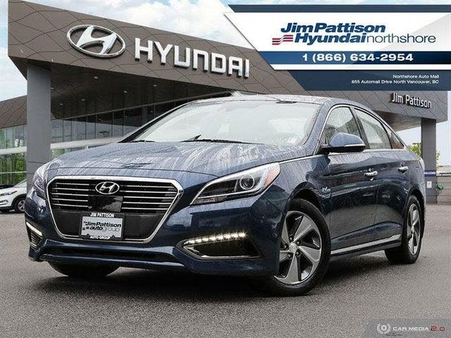 2016 Hyundai Sonata Hybrid Ultimate FWD