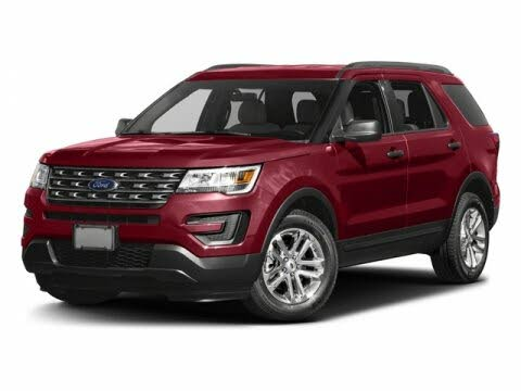 2017 Ford Explorer AWD