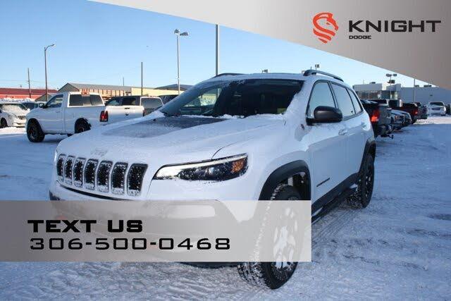 2019 Jeep Cherokee Trailhawk Elite 4WD
