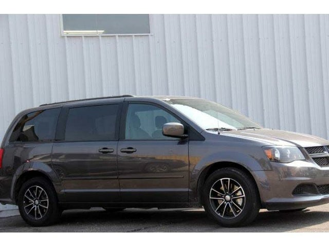 2017 Dodge Grand Caravan SE Plus FWD