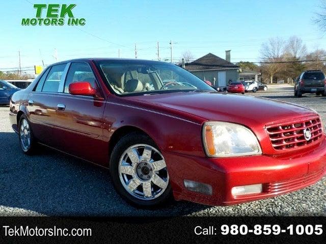 2003 Cadillac DeVille DTS Sedan FWD