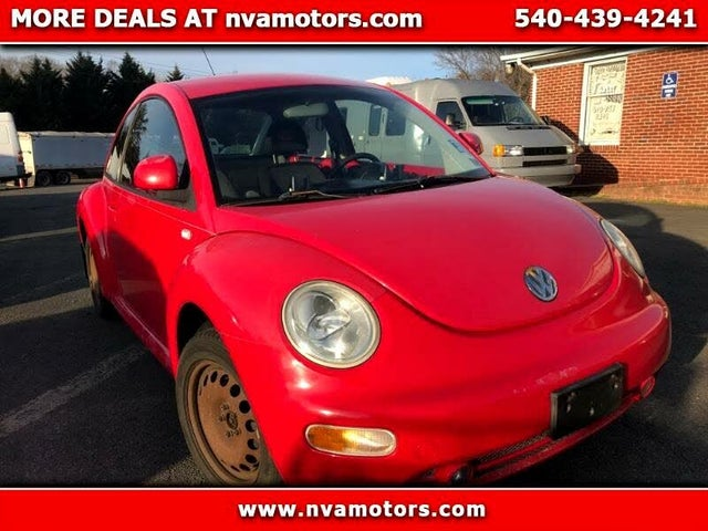 2000 Volkswagen Beetle GLS TDi