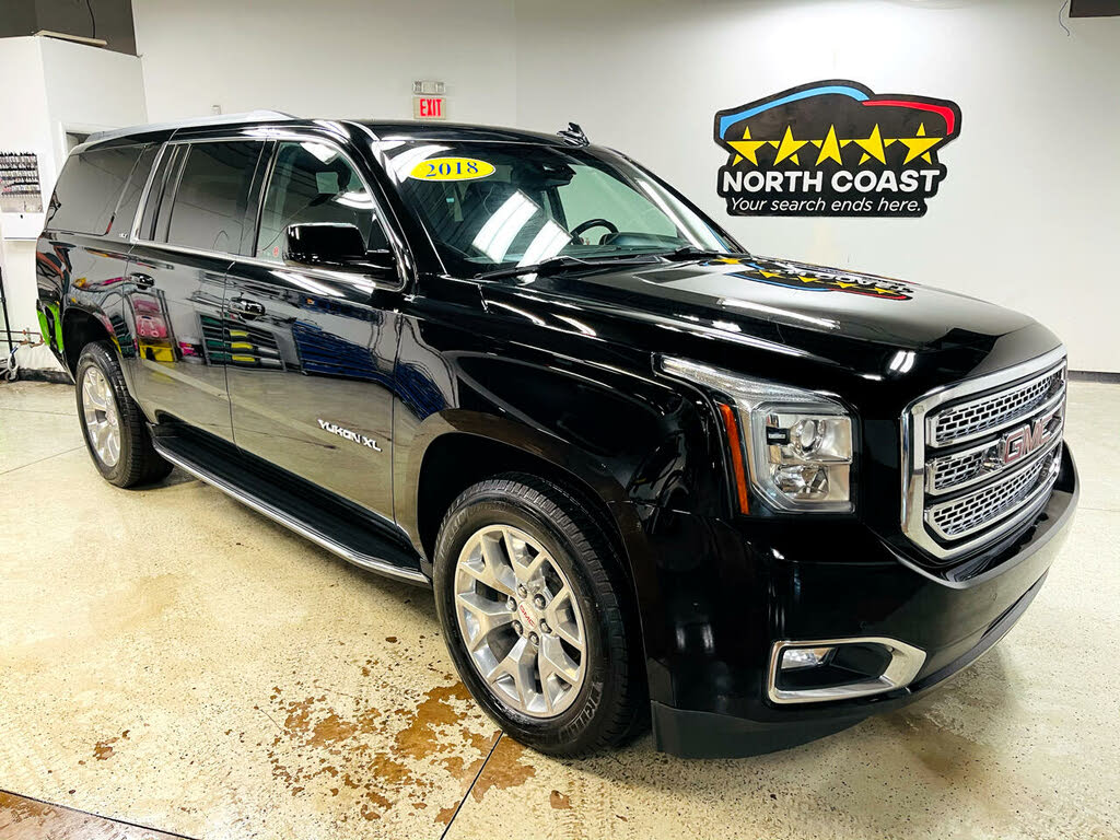 Used 2018 Gmc Yukon Xl Slt 4wd For Sale Right Now Cargurus