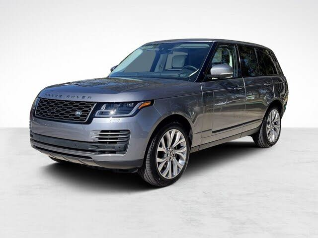 2021 Land Rover Range Rover P525 Westminster Edition 4WD