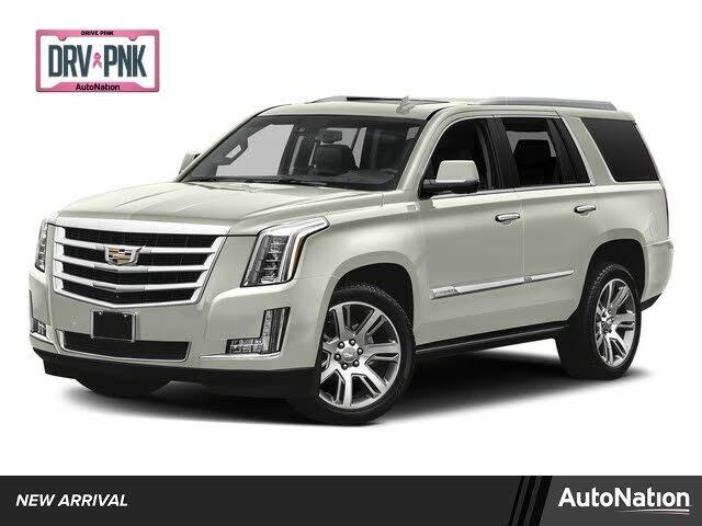 2018 Cadillac Escalade Premium Luxury RWD