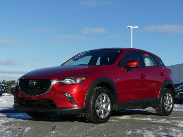 2018 Mazda CX-3 GX AWD