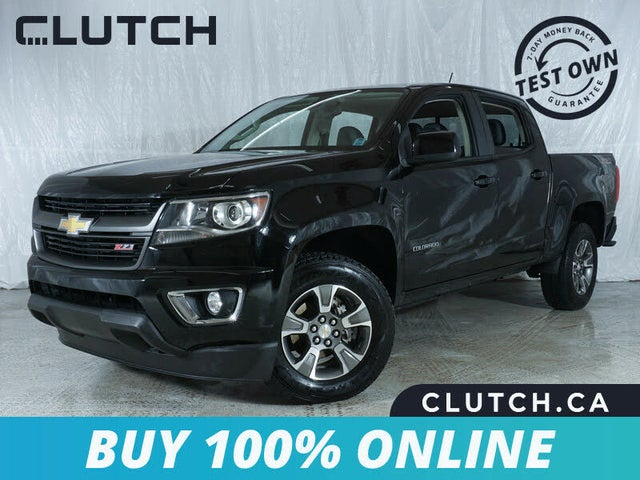2020 Chevrolet Colorado Z71 Crew Cab 4WD