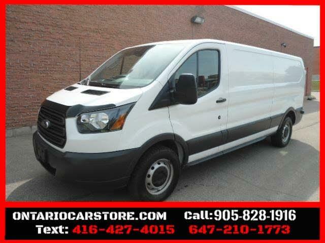 2017 Ford Transit Cargo 350 3dr LWB Low Roof Cargo Van with Sliding Passenger Side Door