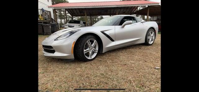 2017 Chevrolet Corvette Grand Sport 1LT Coupe RWD