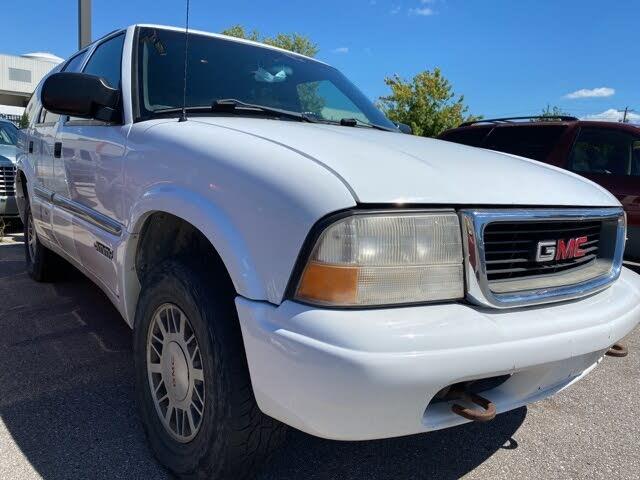 1999 GMC Jimmy 4 Dr SLE 4WD SUV