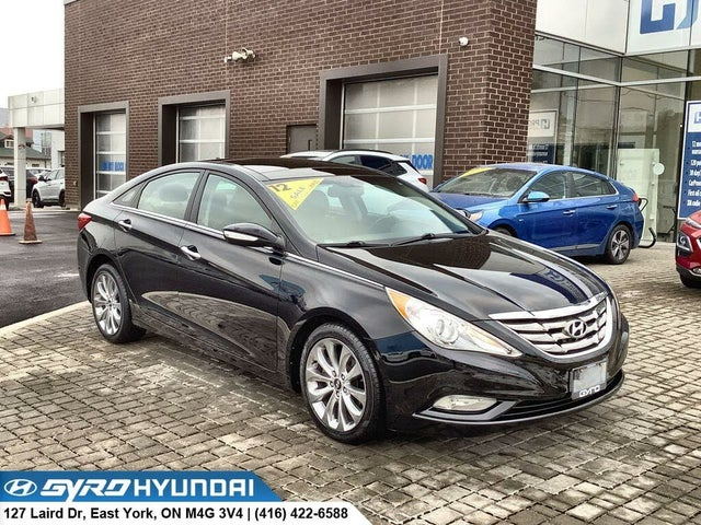 2012 Hyundai Sonata 2.0T Limited FWD