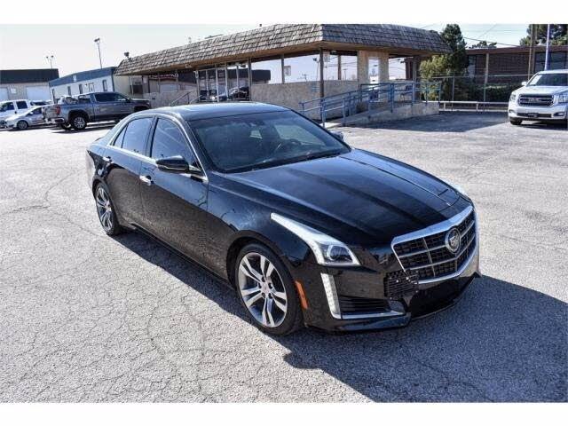 2014 Cadillac CTS 3.6TT V-Sport Premium RWD