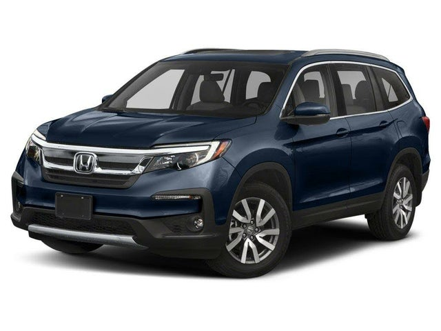 2019 Honda Pilot EX-L AWD with Navigation