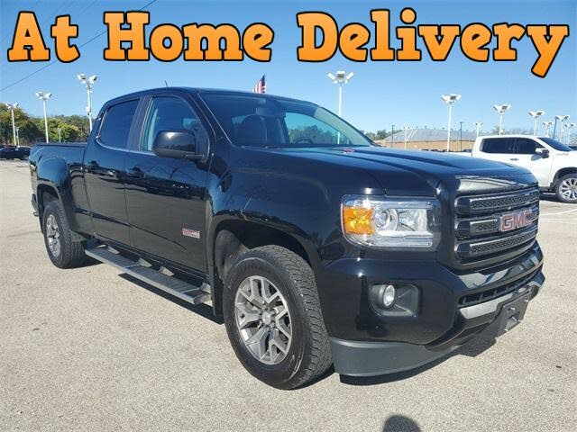 2018 GMC Canyon All Terrain Crew Cab 4WD with Cloth