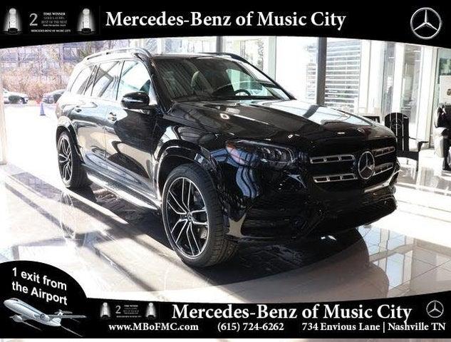 2021 Mercedes-Benz GLS-Class GLS 580 4MATIC AWD