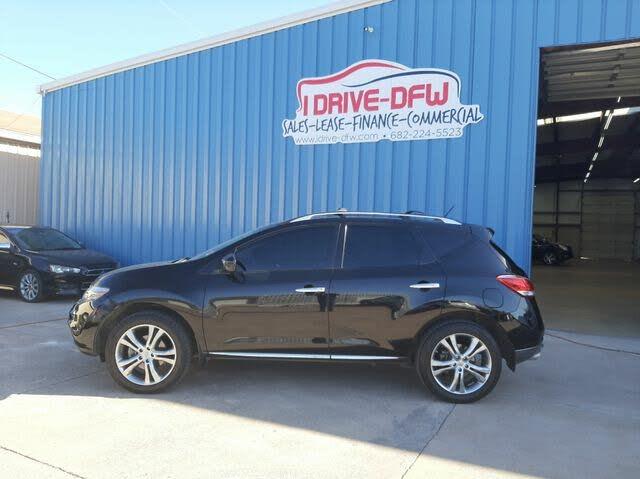 2011 Nissan Murano LE AWD