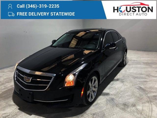 2015 Cadillac ATS 3.6L Luxury RWD