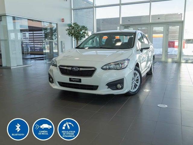 2017 Subaru Impreza 2.0i Touring Hatchback