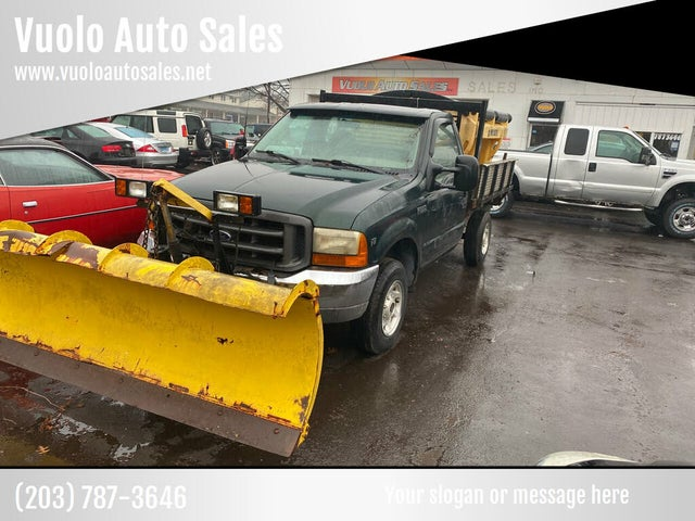 2001 Ford F-350 Super Duty XL LB 4WD