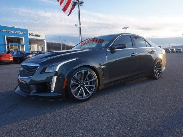 2018 Cadillac CTS-V RWD