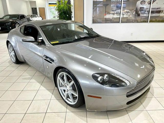 2006 Aston Martin V8 Vantage Coupe RWD